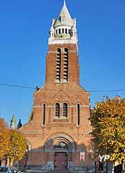 Eglise Saint-Vaast (Office de Tourisme des Monts de Flandre)