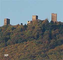Les Trois Châteaux du Haut-Eguisheim