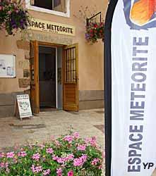 Espace Météorite
