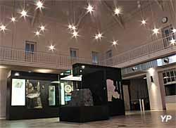 Hall du mineur - grand hall consacré à la géologie