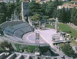 Théâtre Antique (doc. Arles tourisme)