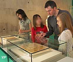 Scriptorial d'Avranches - Musée des Manuscrits du Mont Saint-Michel (DR Ville d'Avranches)