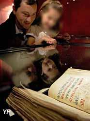 Scriptorial d'Avranches - Musée des Manuscrits du Mont Saint-Michel
