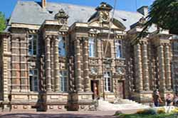 Château d'Harfleur - Hôtel de ville (Service communication - Ville d'Harfleur)