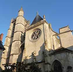 église Saint-Aspais (XVIe siècle) (doc. Yalta Production)