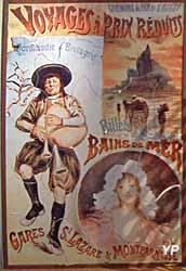 Le Carton voyageur - Musée de la carte postale (Le