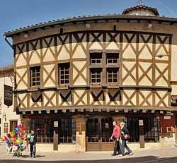 Maison à colombages (Les Sources du Beaujolais)