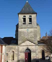 abbatiale Saint-Pierre et Notre-Dame-Des-Ardents (doc. Yalta Production)