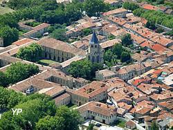 Cité médiévale de Sorèze (OT Aux Sources du Canal du Midi)