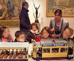 Musée d'histoire de Nantes - visite des enfants
