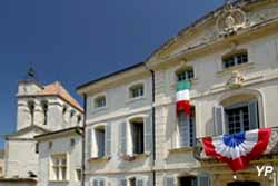 Hôtel de ville (AmSP, fds Huguet)