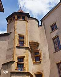 Tour de la Prébende des Martin (Office de tourisme du Pays de Tarare)