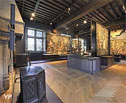 Salle 22 : la vie domestique (Paris, Musée de Cluny . Musée national du Moyen Âge / RMN / René-Gabriel Ojéda)