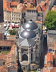 Cathédrale Saint-Etienne (Photothèque ville de Cahors)