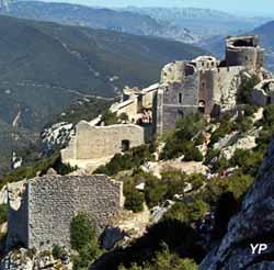 Château de Peyrepertuse (doc. Yalta Production)