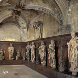 Musée de l'Oeuvre Notre Dame, salle de la Loge (Musées de la Ville de Strasbourg, Mathieu Bertola)