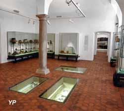 Musée Archéologique - Palais Rohan - salle de protohistoire (Musées de la Ville de Strasbourg, Mathieu Bertola)