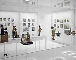 Musée Tomi Ungerer - Centre international de l'Illustration (Musées de la Ville de Strasbourg, Mathieu Bertola)