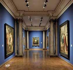 Musée des Beaux-Arts, galerie des Natures Mortes