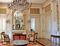 Hôtel Poupet - grand salon
