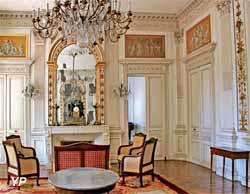 Hôtel Poupet - grand salon