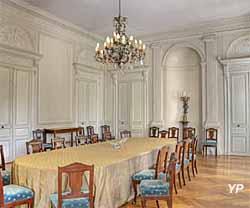 Hôtel Poupet - salle à manger