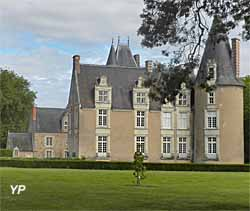 Château du Plessis Chivré - façade Est (Alain Crouan)