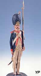Musée de la Figurine historique - soldat de Clémence (C. Schryve)