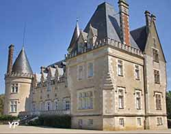 Château de la Lande (Hugues Goudon de Lalande)
