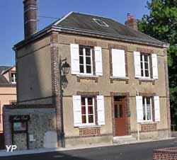 Musée-école d'Unverre - logement de la maîtresse (Musée-école d'Unverre)