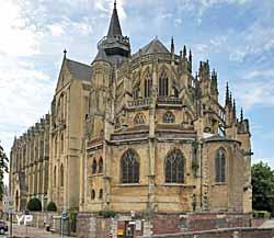 Collégiale Notre-Dame et Saint-Laurent