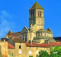 Collégiale Saint-Pierre (Mairie de Chauvigny)