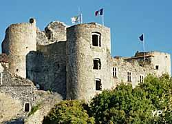 Château de Tallard (doc. OT Tallard)