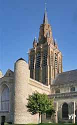 Église Notre-Dame (Office de Tourisme intercommunal Calais)