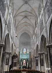 Eglise Saint-Jacques - nef