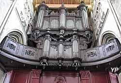 Eglise Saint-Jacques - orgue