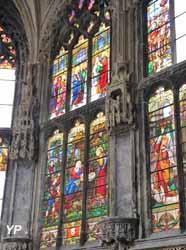 Eglise Saint-Jacques - choeur