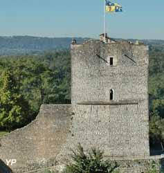 Tour médiévale (Office de Tourisme de Morestel)