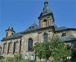 Abbatiale Saint-Nabor (: J-C. Kanny - Moselle Tourisme)