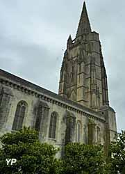 Clocher de l'Eglise de Marennes