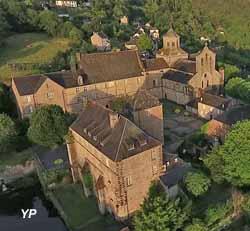 Bâtiments monastiques de l'Abbaye Cistercienne d'Aubazine (doc. Office de Tourisme du Pays d'Aubazine-Beynat)