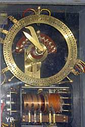 Horloge de l'église Saint-Lyphard (doc. Office de Tourisme de Saint-Lyphard)