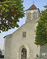 Église de Carlucet (Pierre Boucaut)