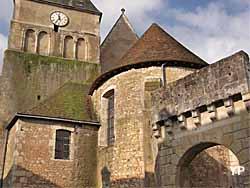 Église Saint-Germain d'Auxerre (Mairie de Saint-Germain-de-la-Coudre)