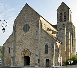 Église Saint-Germain-de-Paris (Mairie d'Iteville)
