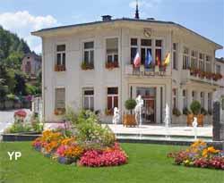 Hôtel de ville (Espace Socioculturel Plombières)