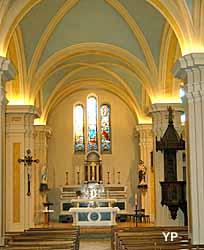 Eglise Saint Pierre - Orgue de Manigod (Gérard Lair)