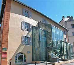 Maison du Parc du Briançonnais