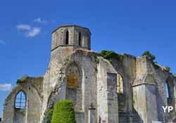 Eglise Saint-Etienne (doc. OTAMP - L. Marmin)