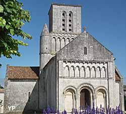Église Notre-Dame (doc. Mairie de Corme-Ecluse)